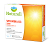 NATURELL WITAMINA D3 2000 - 60 tabletek do ssania